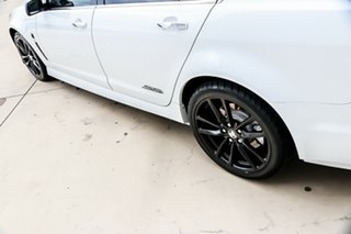 2014 Holden Commodore VF MY14 SS V Redline Heron White 6 Speed Manual Sedan