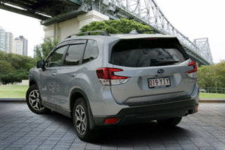 2018 Subaru Forester S5 MY19 2.5i-L CVT AWD Ice Silver 7 Speed Constant Variable Wagon.