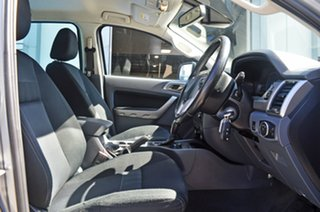 2015 Ford Ranger PX XLT Double Cab Silver 6 Speed Sports Automatic Utility