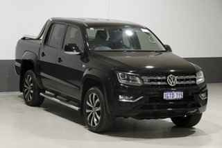 2017 Volkswagen Amarok 2H MY17.5 V6 TDI 550 Ultimate Black 8 Speed Automatic Dual Cab Utility