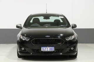 2015 Ford Falcon FG X XR6T Black 6 Speed Manual Utility.