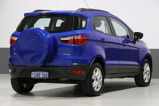 2016 Ford Ecosport BK Trend Blue 6 Speed Automatic Wagon