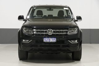 2017 Volkswagen Amarok 2H MY17.5 V6 TDI 550 Ultimate Black 8 Speed Automatic Dual Cab Utility.