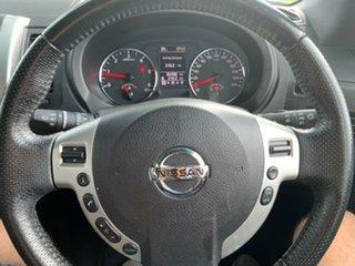 2013 Nissan X-Trail T31 Series V TS White 6 Speed Sports Automatic Wagon