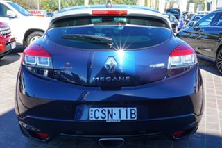 2013 Renault Megane III D95 R.S. 265 Red Bull RB8 Blue 6 Speed Manual Coupe