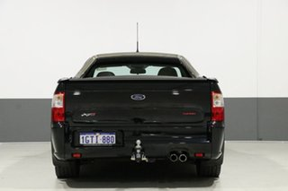 2015 Ford Falcon FG X XR6T Black 6 Speed Manual Utility
