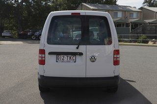 2013 Volkswagen Caddy 2KN MY14 TDI320 Maxi DSG White 6 Speed Sports Automatic Dual Clutch Van