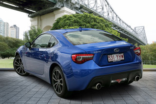 2018 Subaru BRZ Z1 MY18 Blue 6 Speed Sports Automatic Coupe.