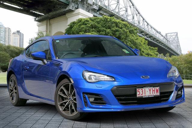 Demo Subaru BRZ Z1 MY18 , 2018 Subaru BRZ Z1 MY18 Blue 6 Speed Sports Automatic Coupe