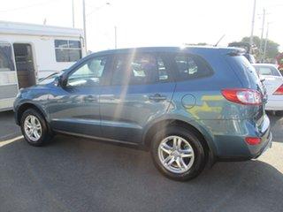 2011 Hyundai Santa Fe CM MY12 SLX Blue 6 Speed Sports Automatic Wagon.
