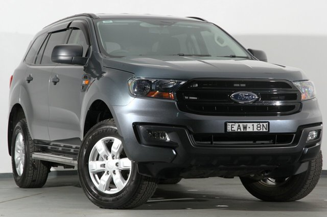Used Ford Everest UA Ambiente 4WD, 2015 Ford Everest UA Ambiente 4WD Gunmetal 6 Speed Sports Automatic SUV