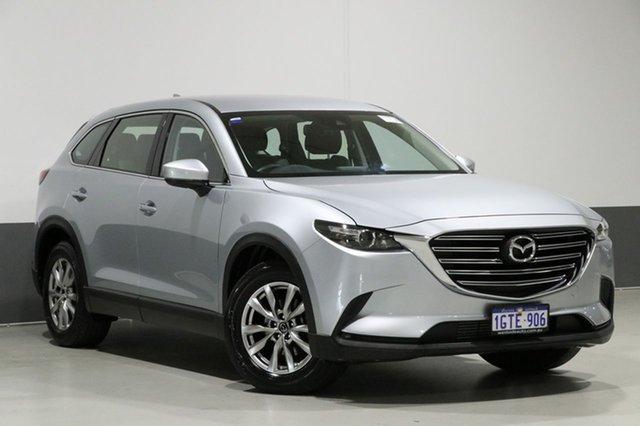 Used Mazda CX-9 MY18 Touring (AWD), 2018 Mazda CX-9 MY18 Touring (AWD) Silver 6 Speed Automatic Wagon