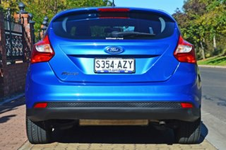 2013 Ford Focus LW MkII Ambiente PwrShift Winning Blue/warm St 6 Speed Sports Automatic Dual Clutch