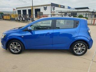 2016 Holden Barina TM MY17 LS Blue 5 Speed Manual Hatchback