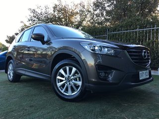 2016 Mazda CX-5 KE1022 Maxx SKYACTIV-Drive AWD Sport Grey 6 Speed Sports Automatic Wagon.