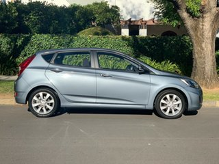 2018 Hyundai Accent RB6 MY18 Sport Lake Silver 6 Speed Manual Hatchback