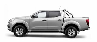 2018 Nissan Navara D23 S3 Silverline Brilliant Silver 7 Speed Sports Automatic Utility