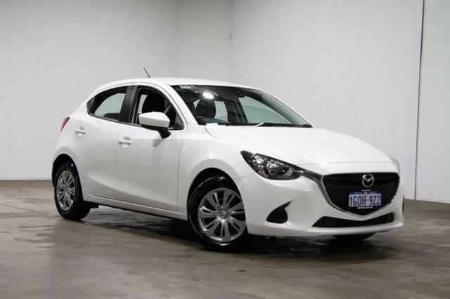 Used Mazda 2 DJ2HAA Neo SKYACTIV-Drive, 2018 Mazda 2 DJ2HAA Neo SKYACTIV-Drive White 6 Speed Sports Automatic Hatchback