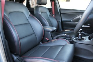 2017 Hyundai i30 PD MY18 SR Sparkling Metal 6 Speed Manual Hatchback