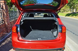 2015 Mitsubishi ASX XB MY15 LS 2WD Red 6 Speed Constant Variable Wagon