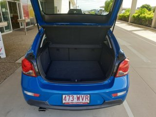 2013 Holden Cruze JH Series II MY14 SRi-V Blue 6 Speed Manual Hatchback