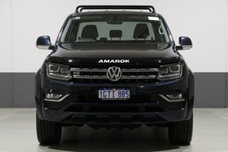 2018 Volkswagen Amarok 2H MY18 V6 TDI 550 Highline Blue 8 Speed Automatic Dual Cab Utility