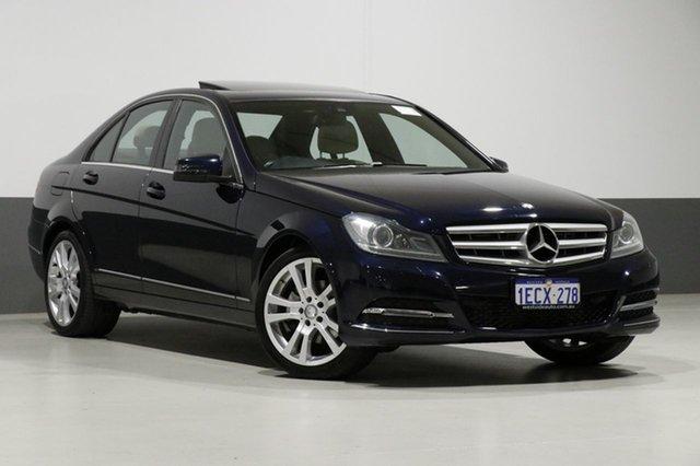 Used Mercedes-Benz C250 W204 MY13 CDI Avantgarde BE, 2013 Mercedes-Benz C250 W204 MY13 CDI Avantgarde BE Blue 7 Speed Automatic G-Tronic Sedan