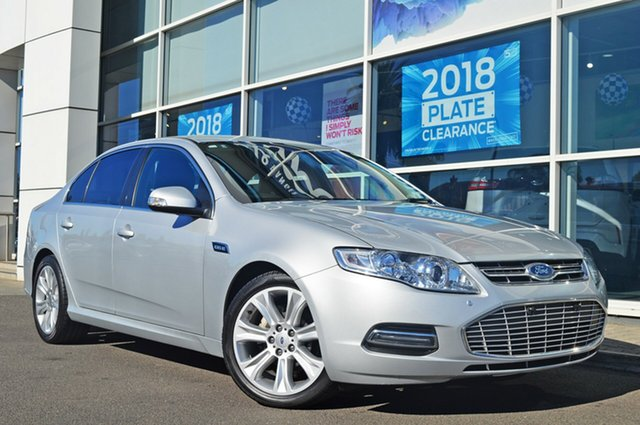 Used Ford Falcon FG MkII G6E, 2012 Ford Falcon FG MkII G6E Silver 6 Speed Sports Automatic Sedan