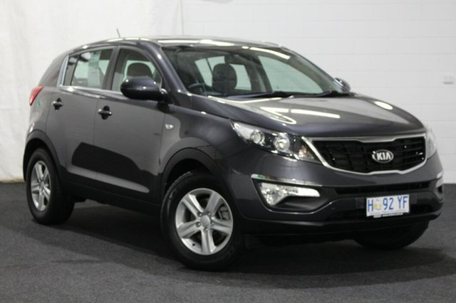 Used Kia Sportage SL MY14 Si 2WD, 2015 Kia Sportage SL MY14 Si 2WD Grey 6 Speed Manual Wagon