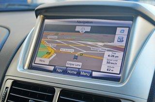 2012 Ford Falcon FG MkII G6E Silver 6 Speed Sports Automatic Sedan