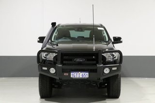 2016 Ford Everest UA Trend Black 6 Speed Automatic Wagon.