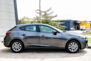 2018 Mazda 3 BN5478 Maxx SKYACTIV-Drive Sport Machine Grey 6 Speed Sports Automatic Hatchback