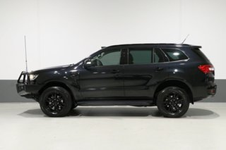 2016 Ford Everest UA Trend Black 6 Speed Automatic Wagon