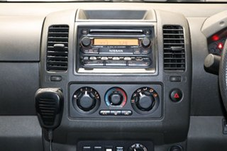 2007 Nissan Navara D40 ST-X (4x4) Grey 5 Speed Automatic Dual Cab Pick-up