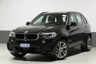 2018 BMW X5 F15 MY18 xDrive 30d M Sport Black 8 Speed Automatic Wagon.