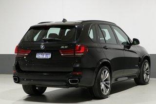 2018 BMW X5 F15 MY18 xDrive 30d M Sport Black 8 Speed Automatic Wagon