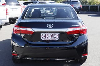 2015 Toyota Corolla ZRE172R SX S-CVT Black/Grey 7 Speed Constant Variable Sedan