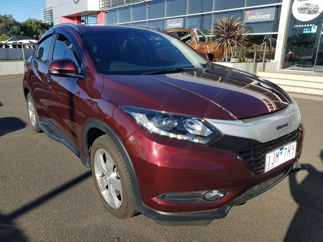 Used Honda HR-V MY16 VTi-S, 2016 Honda HR-V MY16 VTi-S Red Continuous Variable Hatchback