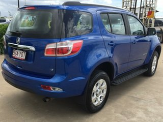 2017 Holden Trailblazer RG MY18 LT Blue/jetblack 6 Speed Sports Automatic Wagon.