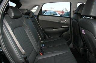 2018 Hyundai Kona OS MY18 Highlander 2WD Blue Lagoon 6 Speed Sports Automatic Wagon