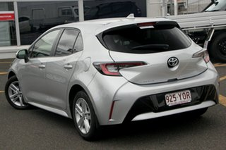 2018 Toyota Corolla Mzea12R Ascent Sport Silver Pearl 10 Speed Constant Variable Hatchback.