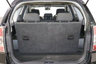 2012 Holden Captiva CG Series II 7 SX (FWD) Black 6 Speed Automatic Wagon