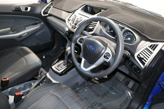 2015 Ford Ecosport BK Trend Blue 6 Speed Automatic Wagon