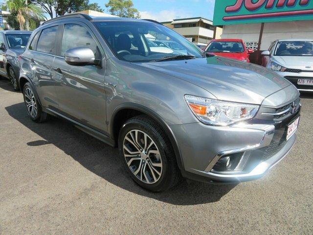 Used Mitsubishi ASX XC MY18 LS 2WD, 2018 Mitsubishi ASX XC MY18 LS 2WD Grey 6 Speed Constant Variable Wagon