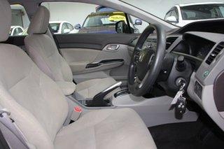 2012 Honda Civic 9th Gen Ser II VTi Grey 5 Speed Sports Automatic Sedan
