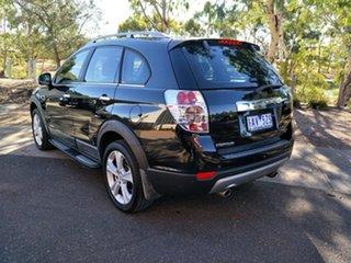 2013 Holden Captiva CG MY13 7 AWD LX Black/Grey 6 Speed Sports Automatic Wagon