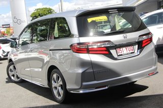 2018 Honda Odyssey RC MY19 VTi Super Platinum 7 Speed Constant Variable Wagon.