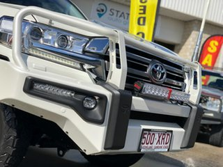 2016 Toyota Landcruiser VDJ200R VX 6 Speed Sports Automatic Wagon