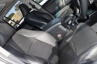 2012 Toyota Landcruiser Prado KDJ150R Altitude Silver Pearl 5 Speed Sports Automatic Wagon