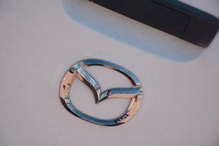2011 Mazda BT-50 UP0YF1 XT 4x2 Hi-Rider White 6 Speed Sports Automatic Utility